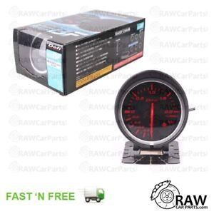 "2.5"" | 60mm Defi Style Racer Advance Turbo Boost Pod Gauge | JDM Car"