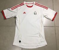 Men's Adidas Mexico 2013 white red Sz S small Soccer Jersey futbol seleccion