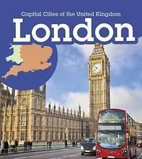 Londres por Chris Oxlade, Anita Ganeri (tapa Dura, 2016)