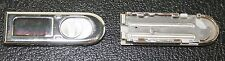 SAMSUNG PL200 DIGITAL CAMERA SILVER BATTERY CHAMBER COVER UNIT LID NEW