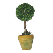 Artificial MINI Bay Tree Topiary Ball with pot perfect for wedding table