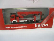 Herpa 1:87 bomberos vehículo gangas véase foto ws7176