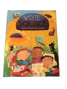 Write Source Student Hardcover Gr2-Great Source publication (2006) Never Used 27