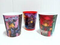 McDonald's Toy Cups Lego & Batman McDonald's Happy Meal Toys Australia