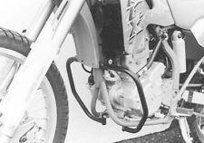 Kawasaki KLX 650 Engine protection bar Black BY HEPCO AND BECKER