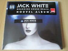 JACK WHITE (White Stripes) Boarding House Reach CD with French promo sticker !