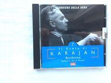 cd audio il genio di karajan N° 7 beethoven sinfonia 1 e 3 eroica