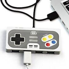 Mustard USB 2.0 Hub 4-Port Universal - Superhub Play Hub