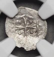 LITHUANIA, Vladimiras Algirdas, Grand Prince of Kiev, 1362-94, Denar, NGC MS61