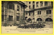 cpa PARIS La CONCIERGERIE Prison Cachots Jail Dungeons REVOLUTION FRANÇAISE