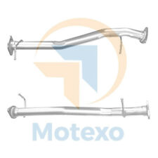 LANDROVER DISCOVERY Mk 2 TD5 & 4.0 V8 (10p) Exhaust Middle Box Replacement Pipe