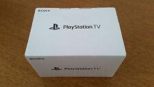 PLAYSTATION TV per PS Vita PSP PS4 IN SCATOLA OTTIME CONDIZIONI