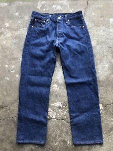 Vintage Distressed Levi\u2019s 501s USA