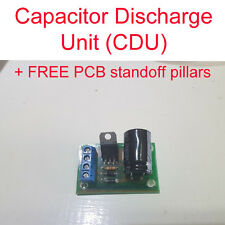 Micro Capacitor Discharge Unit For Point Motors, Peco Hornby & More All Gauges