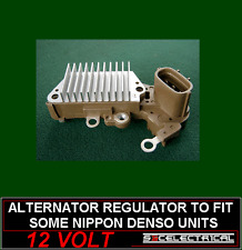 ALTERNATOR REGULATOR TO FIT SOME NIPPON DENSO INTERNAL FAN UNITS 139268