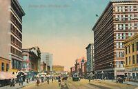 WINNIPEG MAN – Portage Avenue - 1912