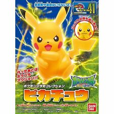 Pokemon Plamo Collection Select Series No.41 PIKACHU Model Kit BANDAI NEW Cute