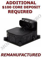 REMAN 03 04 05 LAND RANGE ROVER ABS Pump Control Module 0265950056 EXCHANGE