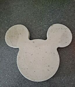 Mickey Mouse Stepping Stone Or Garden Ornament
