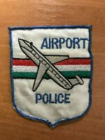 HUNGARY PATCH AIRPORT POLICE  - ORIGINAL!