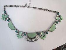 """lia sophia GLACIAL necklace , 16-19"""""""