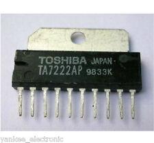 10pcs TA7222AP TA7222 TA 7222 AUDIO POWER IC CHIP