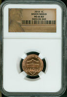 2010-P LINCOLN CENT NGC MS66 RED