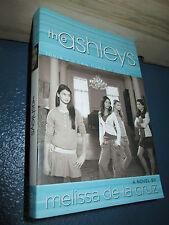 The Ashleys by Melissa De la Cruz FREE SHIPPING 9781416934066