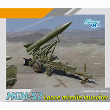 DRAGON MGM-52 Lance Missile & Launcher 3600 1:35 Military Smart Model Kit