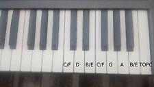 Korg M1 T2 T3 Wavestation Trinity Triton Yamaha DX7 Sy77 Replacement Key
