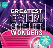ONE HIT WONDER - GREATEST EVER  (ACE, VANILLA ICE, AQUA, ...) 3 CD NEU