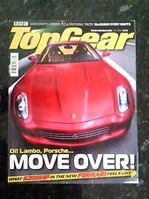 TOP GEAR MAGAZINE JUL-2006 - Porsche 911 Turbo, Ferrari 599, Clio dCi, Polo GTi