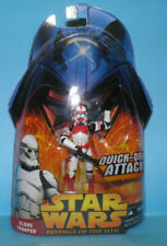 Star Wars Revenge of the Sith Clone Trooper (Red) #6