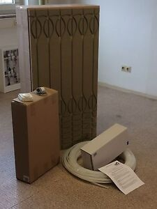 Hart wie Beton 15,84 qm Direktheizung 16 mm Trockenbau Fußbodenheizung