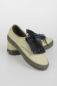 VANS men women Sneakers MARNI Sz 42,5 IT / Sz 42 IT Leather Low Top Shoes Bei...