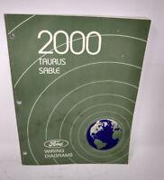 1999 Ford Taurus Mercury Sable Wiring Diagrams Electrical ...