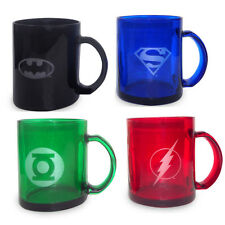 Coffret 4 Mugs Super Héros DC Comics★★★