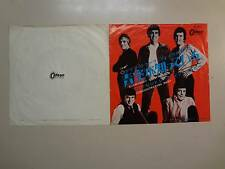 """DAVE CLARK FIVE: Everybody Knows-Concentration Baby-Japan 7"""" Odeon Red Vinyl PSL"""