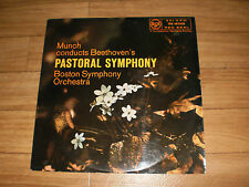 Beethoven pastorali Symphony No. 6 Munch RCA Red Seal (0274)
