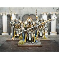 Mantic Games Kings of War BNIB Basilean Ogre Palace Guard Regiment MGKWB402