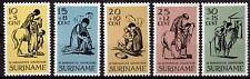 Surinam 514-18 **, Ostern