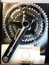 Campagnolo Centaur Triple 10-speed Chainset 175mm - 30.39.52 / bicycle NOS
