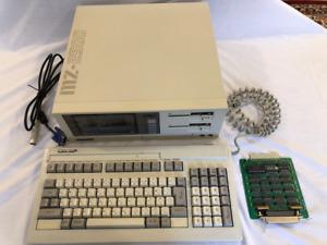 Rare Sharp MZ-2521 Super MZ fully working
