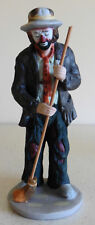 Emmett Kelly Jr. Signature Collection (Flambro) Sweeper