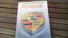 """Bildband Porsche """" Die grossen Automobilmarken """" von 1983 Chris Harvey"""