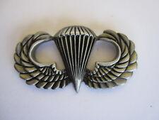 US Army Paratrooper Airborne Wings Abzeichen Para Pin Fallschirmjäger WWII WK2