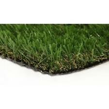 "Natco Tundra Artificial Grass 6' X 7' 6"" Outdoor carpet grass rug turf"