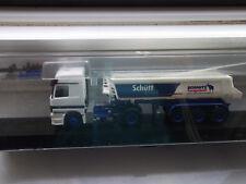 """AWM MB Actros 1853  5 achs Kipper """"Schütt Gut Schmitz Cargobull Limited Edition"""