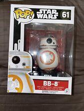 Funko Pop! Vinyl - Star Wars - BB-8 #61 (The Force Awakens) Rare