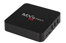 MXQ PRO 4K Amlogic S905X 2.0GHz Quad Core 8G Android Smart TV Box HDMI Wifi